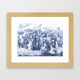 Naval Conquest Framed Art Print