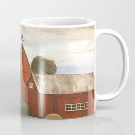 Red Barns Coffee Mug
