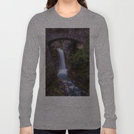Beautiful Christine Long Sleeve T-shirt