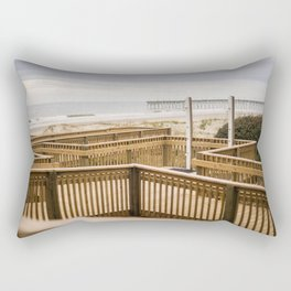 Carolina Ocean Rectangular Pillow