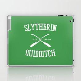 Hogwarts Quidditch Team: Slytherin Laptop & iPad Skin