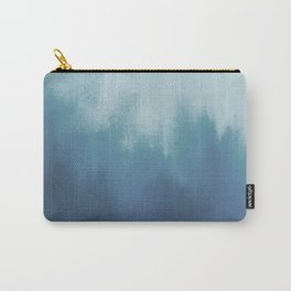 Watercolor blur Carry-All Pouch