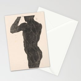Vintage Anatomy Chart Stationery Cards