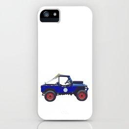 1955 Land Rover - Mavis iPhone Case