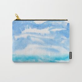 Wild Blue Yonder Carry-All Pouch