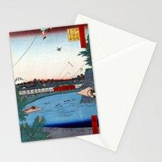Hibiya and Soto-Sakurada From Yamashita-Cho Stationery Cards