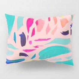 Brush Gems 1 - A deconstructed painting Pillow Sham