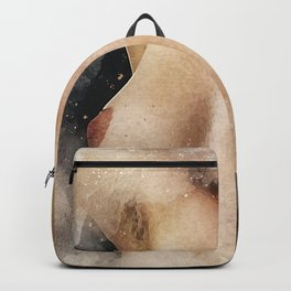 Free the Nipple Watercolor Backpack