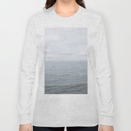 Nantucket Sound #03 Long Sleeve T-shirt