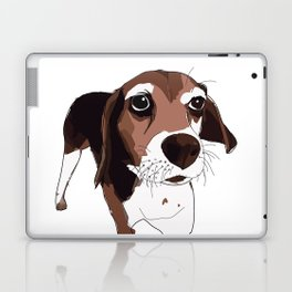 Beagle Dog Laptop & iPad Skin