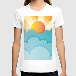 Sunshine and Happiness T-shirt