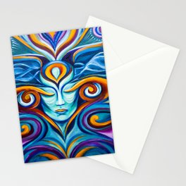 Creative Flow Stationery Cards