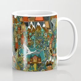twisty turny love Coffee Mug