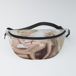 Personally Plastic Fanny Pack