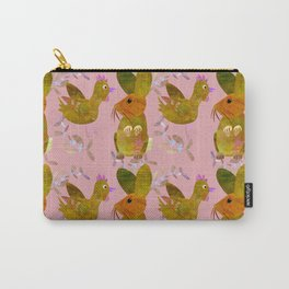 Easter Friends Carry-All Pouch