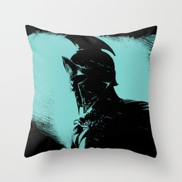Once were Spartans Throw Pillow
