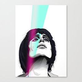 //ANNIE/TEARS Canvas Print