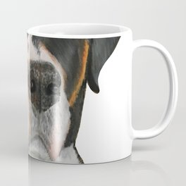 Beautiful Dog Art Coffee Mug