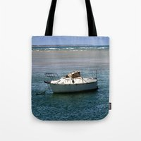 rustic Tote Bags featuring Rustic by Chris' Landscape Images & Designs