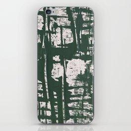 NYC Walls (zelen) iPhone Skin