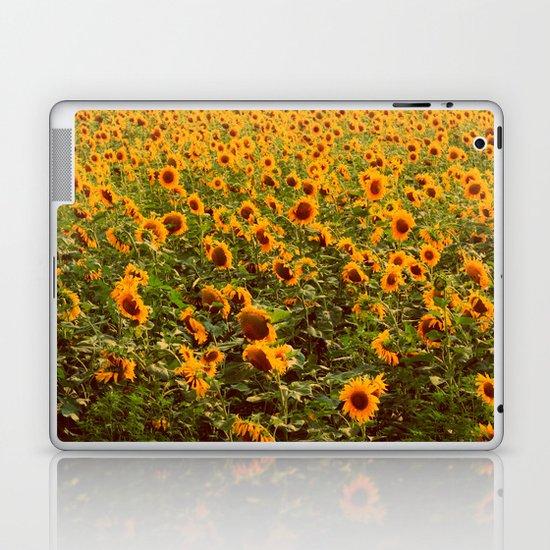 Fields of gold Laptop & iPad Skin
