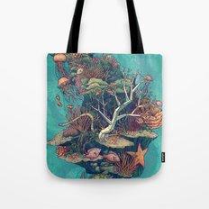 Coral Communities Tote Bag