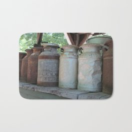 Village tins Bath Mat