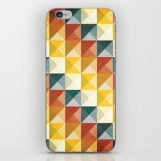 B/W/Y/O/R iPhone & iPod Skin