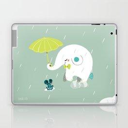 Rainy Elephant Laptop & iPad Skin