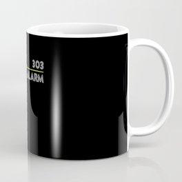 TB 303 Alarm Electronic Acid Music Coffee Mug
