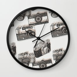 You Can't Beat The Classics Wall Clock