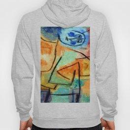 Paul Klee Stuffed Angel Hoody