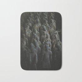 Terra-cotta Warriors of Xian China Bath Mat