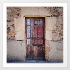 Doors of Perception 53 Art Print