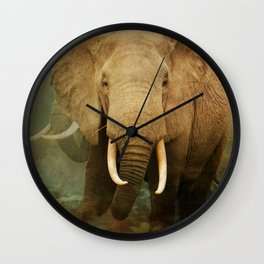 In The Wild Wall Clock