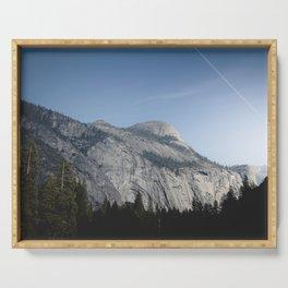 Yosemite magic Serving Tray