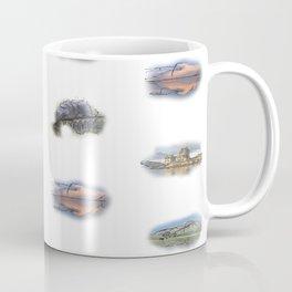 Highland Landmarks, Scotland. Coffee Mug