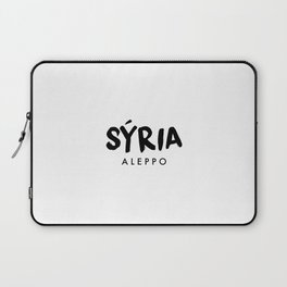 Aleppo x Syria Laptop Sleeve