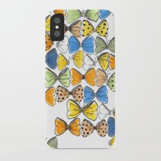 More Bows & Butterflies iPhone X Slim Case