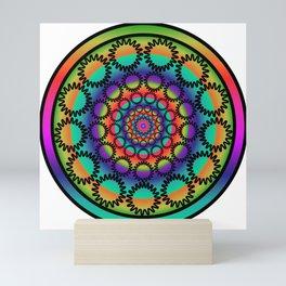Keef Mandala Mini Art Print