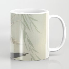 Three birds in full flight - Ohara Koson (1887 - 1945) Coffee Mug