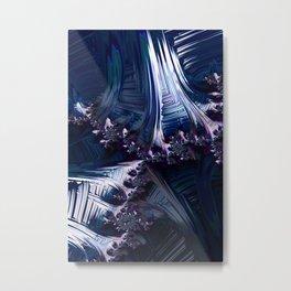 Tangible Metal Print