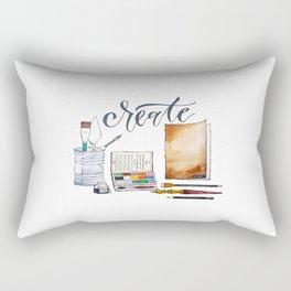 CREATE Rectangular Pillow