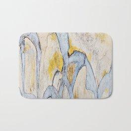 497 - Abstract Giraffe Design Bath Mat