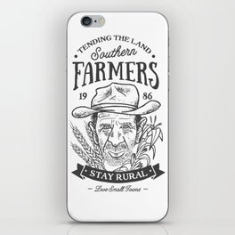 Southern Farmers iPhone Skin