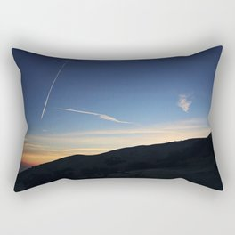 Paint me a Sunrise Rectangular Pillow