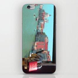 Rialto Bridge Locks iPhone Skin