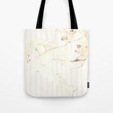 Nude 5 Tote Bag