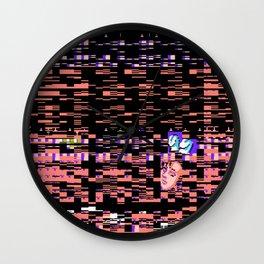Static XXX Wall Clock