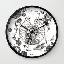 Around the Clock Wall Clock